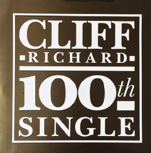 "Cliff Richard - The Best Of Me (7"") (VG+/EX-)"